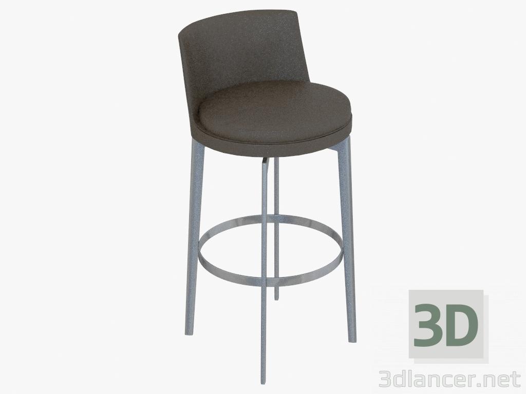 D modella sedia bar sgabello h dal produttore flexform feel