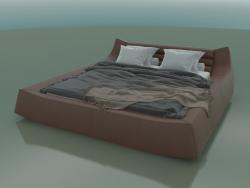 Dionigi double bed under the mattress 1800 x 2000 (2560 x 2850 x 760, 256DI-285)