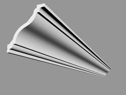 कॉर्निस सी 833 (एक्सटेरियो) (200 x 12.2 x 11.1 सेमी)