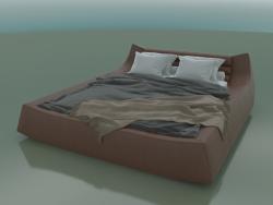 Double bed Dionigi under the mattress 1600 x 2000 (2360 x 2850 x 760, 236DI-285)