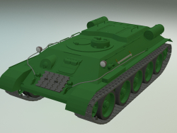 BREM T-34T (Option 1)