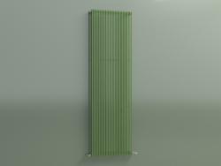 Radiatore verticale ARPA 12 (1820 30EL, verde salvia)