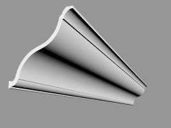 Cornice C835 (Xterio) (200 x 22.2 x 20.2 cm)