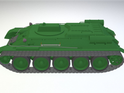 BREM T-34T (Option 2)