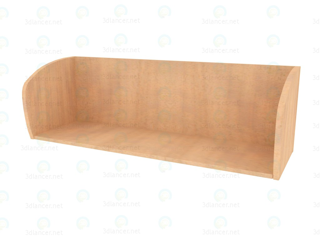 3d model Shelf NM192_20-25 - preview