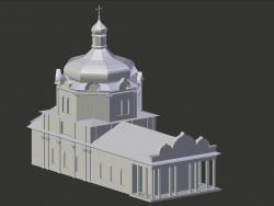 Ryazan. Catedral de la Natividad