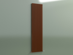 Radiatore verticale ARPA 22 (1820 26EL, marrone ruggine)