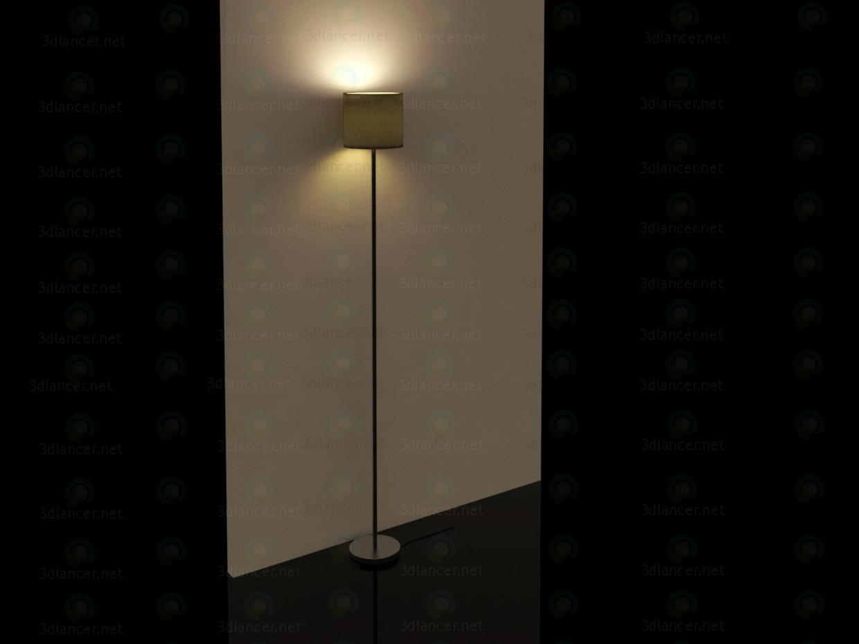 Floor lamp Brilliant Sandra 8505876 paid 3d model by ukka preview
