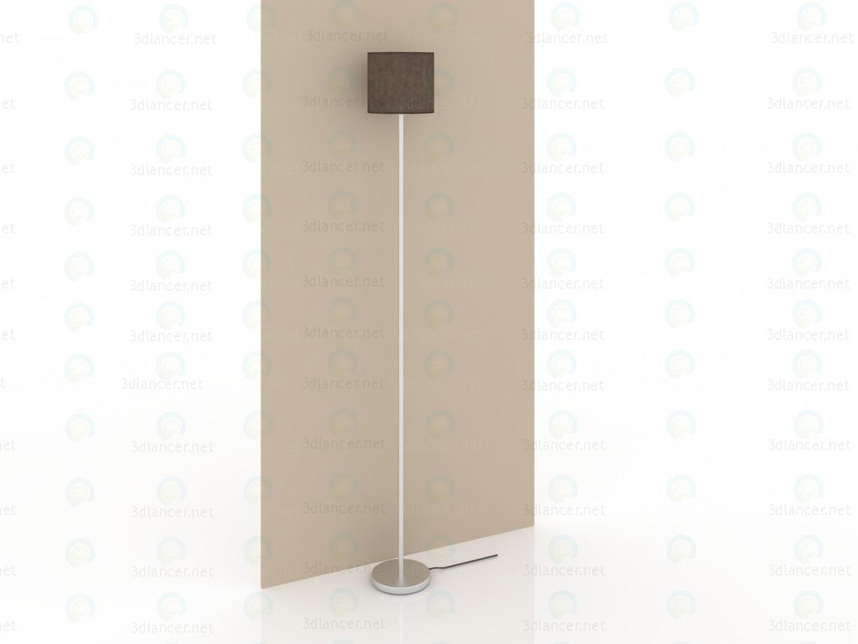 Lámpara de pie brillante Sandra 8505876 3D modelo Compro - render