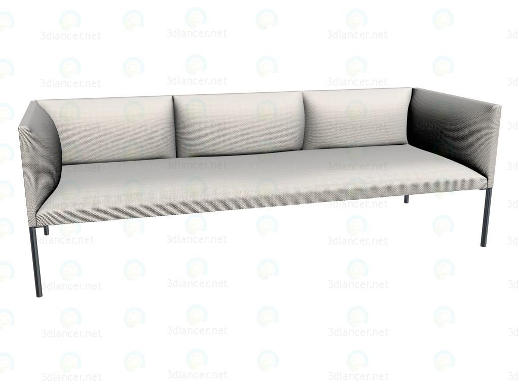 3d model Sofa HO202 - preview