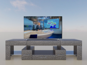 TV stand (console)