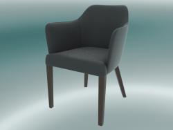 Bradley Half Chair (Grigio scuro)