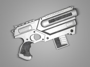 """Тяжёлый пистолет """"Кайман"""""""