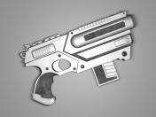 "Heavy gun ""Cayman"""