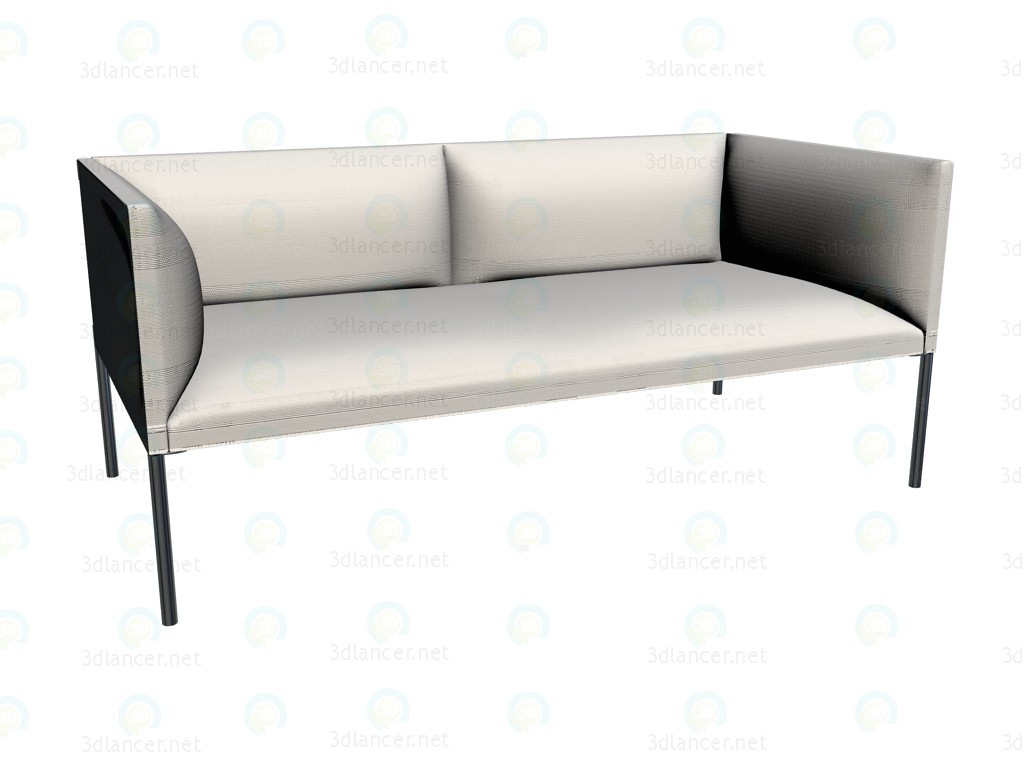 3d model Sofa HO154 - preview