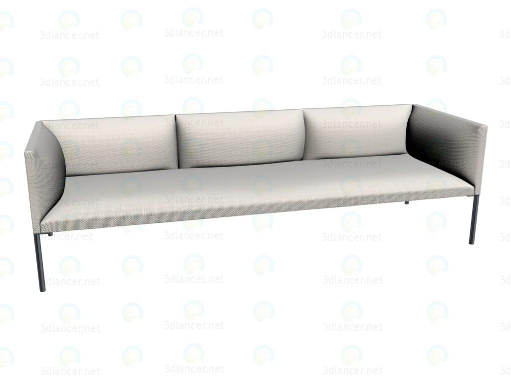 3d model Sofa HO230 - preview