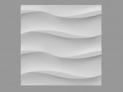 Pannello in cotone 3D