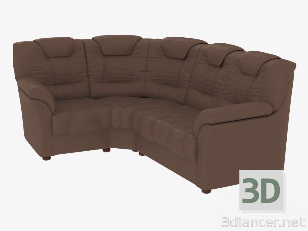 3d диван