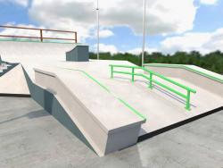 स्केट पार्क