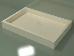Shower tray Alto (30UA0121, Bone C39, 120x80 cm)