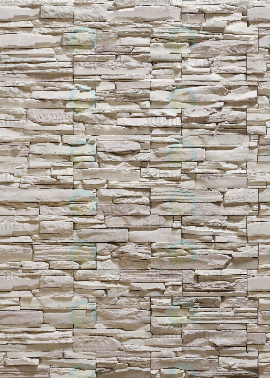 Texture High quality textures of stone and brick 67 pieces for 3ds max - Image