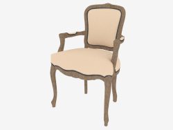 Chair 71 Theodore with armrests