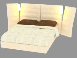 Double bed Angle