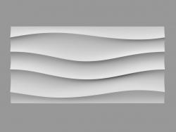 Pannello di fumo 3D