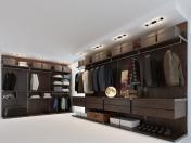 Modular men's wardrobe