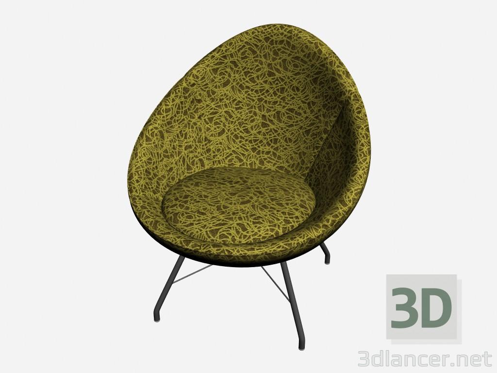 Mod le 3d fauteuil athena du producteur il loft armchairs for Modelisation 3d gratuit