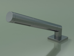 Set doccetta per installazione su bordo vasca (27702 980-99)