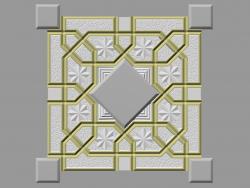 Pannello 3D Sultan