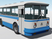 LAZ-695 bus