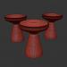 3d model Chair - bar stool - preview