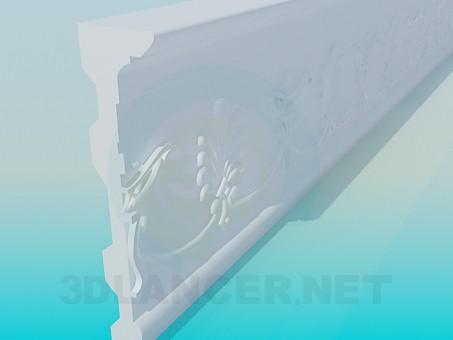 modelo 3D Moldeo por - escuchar