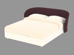 Double bed Celine