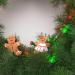 Weihnachtskranz 3D-Modell kaufen - Rendern