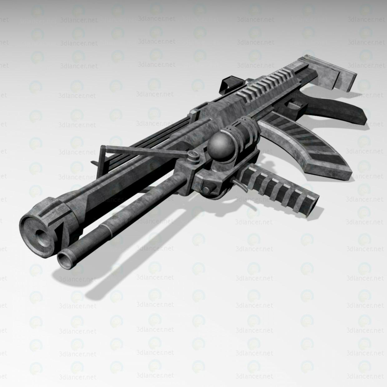 """Automático """"Ignis"""" 3D modelo Compro - render"""