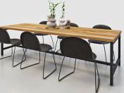 Mesa de comedor para 6-8 plazas
