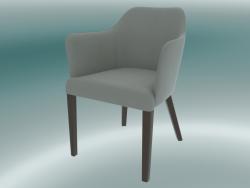 Semi-sedia Bradley (grigio)