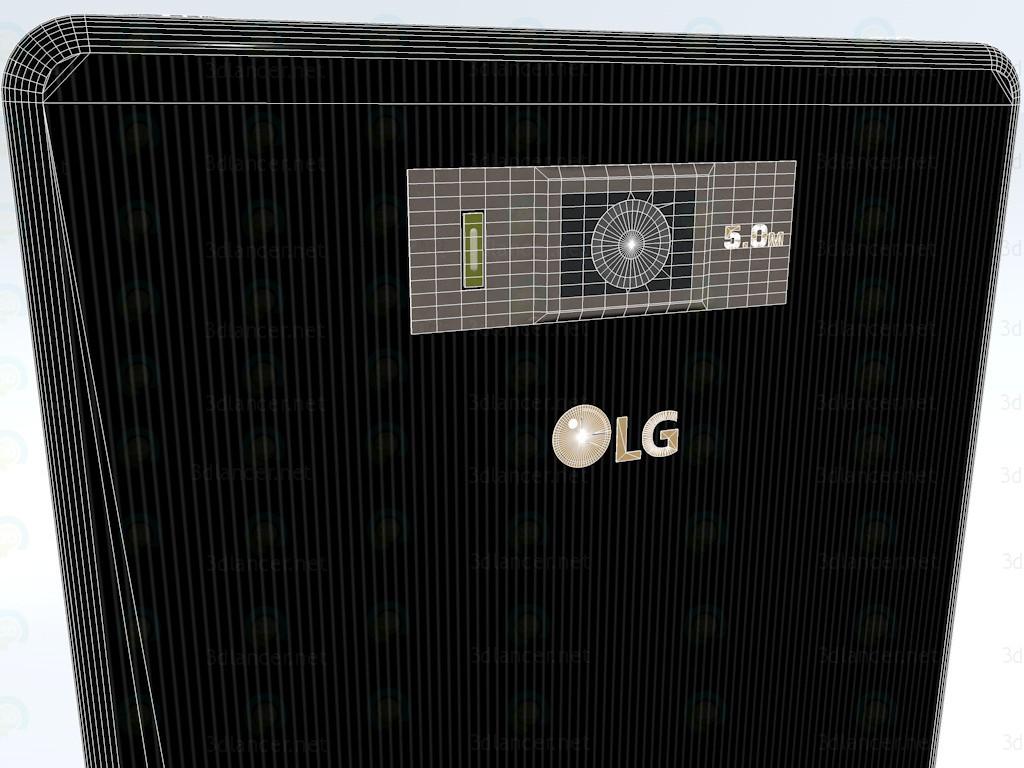 3d Phone LG L7 (P705) model buy - render