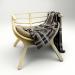 3d Armchair model buy - render