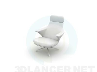 3D modeli Koltuk - önizleme