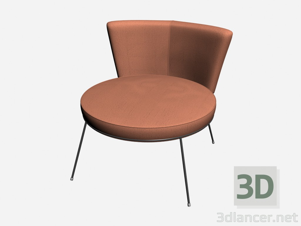 3d model Chair Daisy - preview