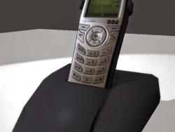 Kabelloses Telefon