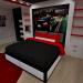 Yatak ödenen 3d modeli tarafından ValeriaXXX önizleme
