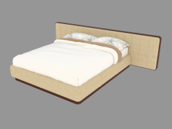 Double bed Ermes