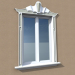 3d decorative element for the window model buy - render