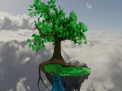Ilha voadora