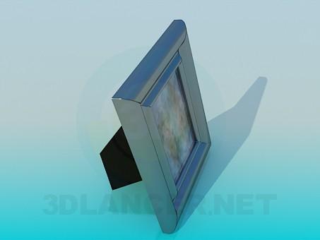 3d модель Рамка для фото – превью